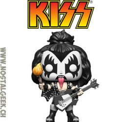 Funko Pop Rocks Kiss The Demon