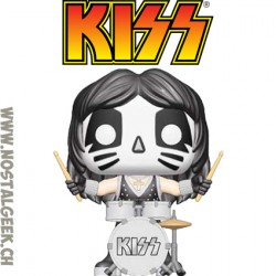 Funko Pop Rocks Kiss The Catman Vinyl Figure