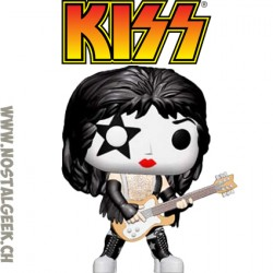 Funko Pop Rocks Kiss The Starchild Vinyl Figure