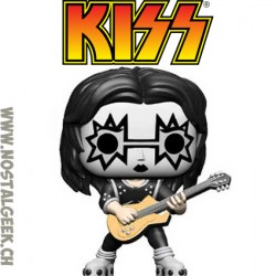 Funko Pop Rocks Kiss The Starchild