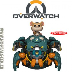 Funko Pop 15 cm Games Overwatch Wrecking Ball Vinyl Figure
