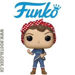 Funko Pop Icons Rosie The Riveter