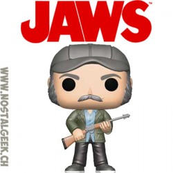 Funko Pop Movies Jaws Chief Brody Vinyl Figure