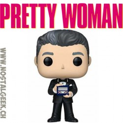 Funko Pop Movies Pretty Woman Vivian Ward (Red Dress) Vinyl Figure