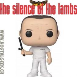 Funko Pop Film Le Silence des Agneaux Hannibal Lecter (Jumpsuit) (Bloody)