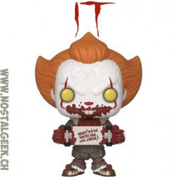 Funko Pop! Movie IT Pennywise (Gripsou) with Spider Legs Vinyl Figure