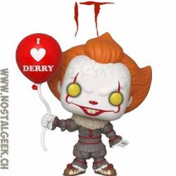 Funko Pop! Movie IT Chapter 2 Pennywise (Gripsou) Funhouse Vinyl Figure