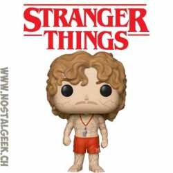 Funko Pop TV Stranger Things Lucas (Season 3) Vinyl Figure