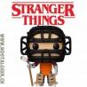 Funko Pop TV Stranger Things Dustin (Hockey Gear) Exclusive Vinyl Figure