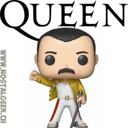 Funko Pop Rocks Queen Freddie Mercury (Checker) queen Vinyl Figure