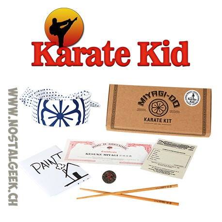 The Karate Kid Miyagi Do Karate Kit