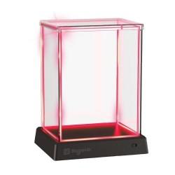 Biogenik: GlowBox Display Case Pop Protector Vert