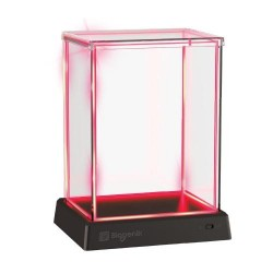 Biogenik: GlowBox Display Case Pop Protector Vert