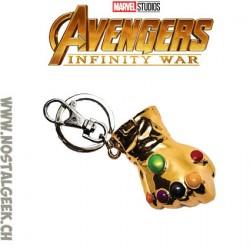 Marvel Avengers Infinity War porte-clés Gant de l'infini