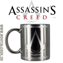 Assassin's Creed Chrome Mug
