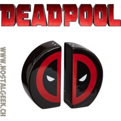 Marvel Deadpool Salt & Pepper shakers