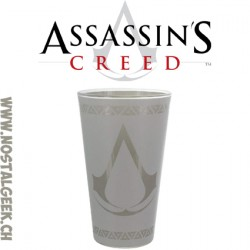 Assassin's Creed 400 ml Glass