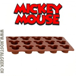 Disney Mickey Mouse Mickey Moule à Chocolat en Silicone