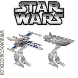 Hot Wheels Star Wars Star Destroyer vs. Mon Calamari Cruiser 2-Pack
