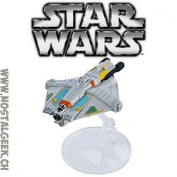 Hot Wheels Star Wars Rogue One Partisan X-wing Fighter