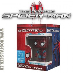 Marvel The Amazing Spider-man 1 + 2 Edition Collector Blu-ray + 1 Funko pop