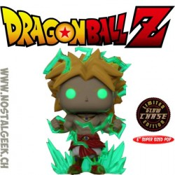 Funko Pop 15 cm Dragon Ball Z Legendary Super Saiyan Broly Edition Limitée