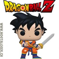 Funko Pop Dragon Ball Z Super Saiyan 2 Gohan Exclusive Vinyl Figure