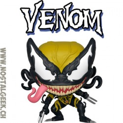 Funko Pop Marvel Venom Venomized Hulk Vinyl Figure