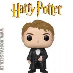 Funko Pop Movies Harry Potter Cedric Diggory (Yule Ball) Vinyl Figure