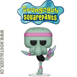 Funko Pop Spongebob Squarepants (Carlo) Squidward Tentacles (Dancing) Vinyl Figure