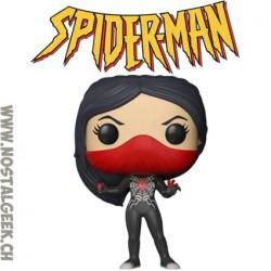 Funko Pop Marvel Spider-Man Silk Exclusive Vinyl Figure