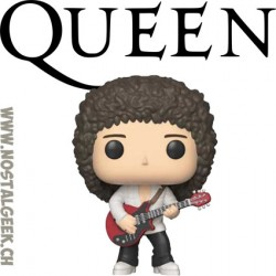 Funko Pop Rocks Queen Brian May Vinyl Figure