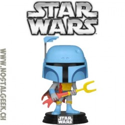Funko Pop Star Wars Boba Fett (Animated) Edition Limitée