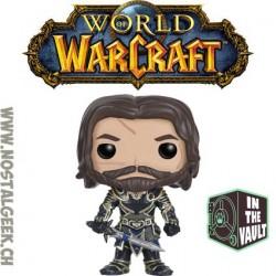 Funko Pop! Films Warcraft Lothar Vaulted Vinyl Figure