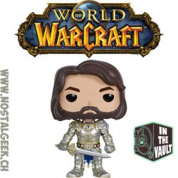 Funko Pop! Films Warcraft King LLane Vaulted Vinyl Figure