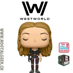 Funko Pop NYCC 2017 Westworld Dolores Abernathy (Robot) Edition Limitée Vaulted