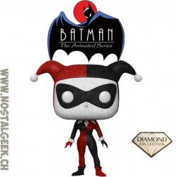 Funko Pop! DC Batman The Animated Series Harley Quinn (Diamond Collection) Edition Limitée
