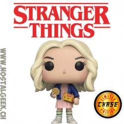 Funko Pop TV Stranger Things Eleven with Eggos Chase Edition Limitée