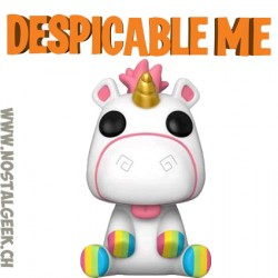 Funko Pop! Despicable Me 3 Fluffy Unicorn