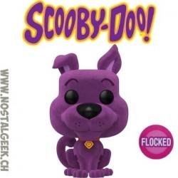 Funko Pop! Animation Scooby-Doo (Flocked) (Purple) Exclusive Vinyl Figure