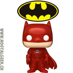 Funko Pop DC Heroes Batman 80th 1989 Movie Batman Vinyl Figure