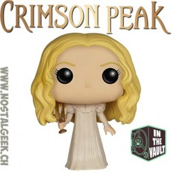 Funko Pop! Film Crimson Peak Edith Cushing Vaulted Exclusive Figure