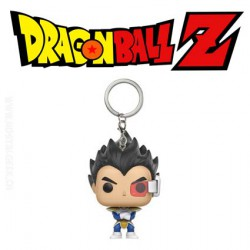 Funko Pop! Pocket Porte Clé Dragon Ball Z Vegeta