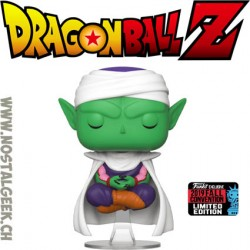 Funko Pop NYCC 2019 Dragon Ball Z Piccolo (Lotus Position) Exclusive Vinyl Figure