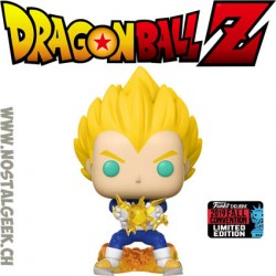 Funko Pop NYCC 2019 Dragon Ball Z Vegeta (Final Flash) Exclusive Vinyl Figure