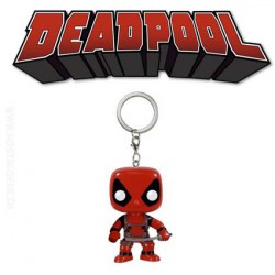 Funko Pop Pocket Porte Clé Marvel Deadpool