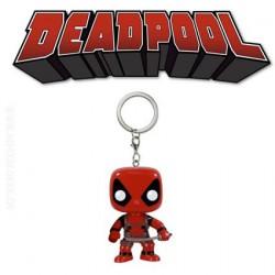Funko Pop Pocket Porte Clé Marvel Deadpool