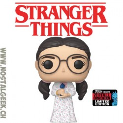 Funko Pop NYCC 2019 Stranger Things Suzie Edition Limitée