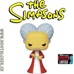Funko Pop NYCC 2019 The Simpsons Vampire Mr. Burns Exclusive Vinyl Figure