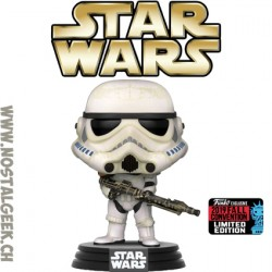 Funko Pop NYCC 2019 Star Wars Sandtrooper Edition Limitée